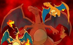 Charizard Desktop. Don't see your favorite Pokemon on this board? Comment it below!