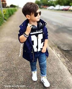 outfit for the boys Little Kid Fashion, Toddler Boy Fashion, Little Boy Outfits, Baby Boy Outfits, Toddler Boys, Kids Boys, Kids Outfits, Stylish Little Boys, Cute Little Boys