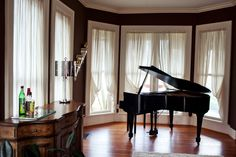 piano room...maybe without the piano lol