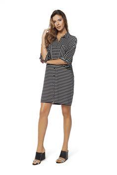 Summer RICCIERI 16 - Fashion chemisier - stripes