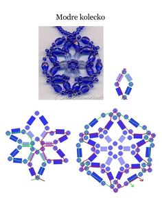Some more simple beaded patterns