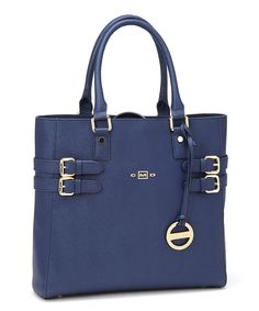 Colbat Double Buckle Tote | Nice to have