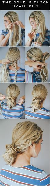5 Morning Hairstyles For The Girl Who Is Always Running Late
