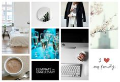 Moodboard thursday again! Discover which 20 facts make me happy in just an instant. www.yourddofme.be #moodboard
