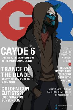 Destiny - Hunter - 02 by jdeberge on DeviantArt Destiny Cayde 6, Destiny Comic, Destiny Hunter, Destiny Bungie, Destiny Cosplay, Hunter Guide, Anime Play, American Cartoons, Gaming Memes