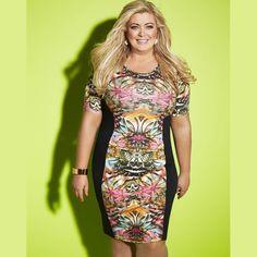 cutethickgirls.com plus size cute dresses (26) #plussizedresses