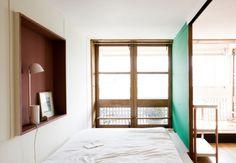 Le Corbusier Apartment 50, Bouroullec