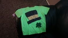 St Patrick's. ....diy