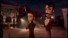 Visit nameofthesong for the trailermusic of: Jack and the Cuckoo-Clock Heart - Official Trailer