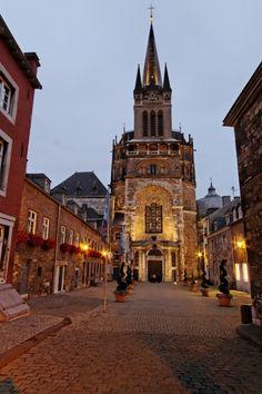 Aachener Dom, Aachen, Germany