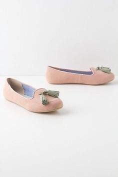 color pair loafers / charles phillip