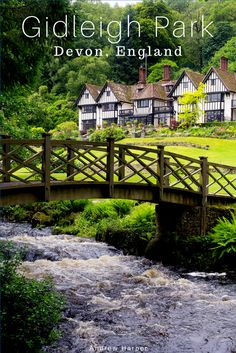 The Hideaway Report's team of editors travels far and wide, uncovering the most distinctive hotels in the world. Here are their top 20 hideaway hotels. Countryside Style, England Countryside, Road Trip Uk, Road Trip Photography, English Country Decor, Country Walk, Michael Wignall, Garden Bridge, Tudor Style