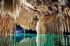 Río Secreto bajo tierra, Rivera Maya
