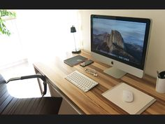 My Workspace by Alfonso Severo