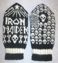 If you can see it, you can knit it! My own design to share all the IM knitting fans!