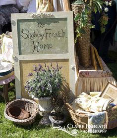 The Shabby French Home~The Vintage Marketplace march 2012 show... Next show June 1st&2nd...