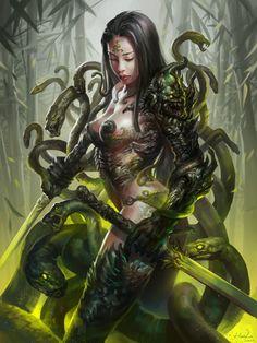 ArtStation - Snake girl , HuaLu ART Improvements Strength and Muscle Mass Anadrol 50 - Oxymetholone http://improvementsstrengthandmusclemassanadrol50.blog.com/