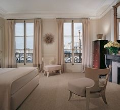 An American in Paris : Architectural Digest