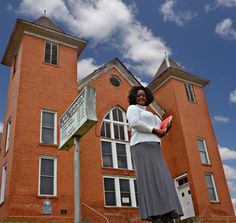 History | My East TexasOne woman's journey to save the third oldest African Methodist Episcopal Church in Texas.