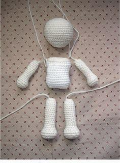 FREE Crochet Doll Patterns (Free Crochet Patterns and Tutorials to Crochet a Doll) free crochet doll patterns easy crochet doll patterns free the best crochet dolls and crochet doll tutorials basic amigurumi doll pattern :) What is amigurumi? Crochet Simple, Cute Crochet, Crochet Baby, Crochet Pillow, Crotchet, Knit Crochet, Crochet Amigurumi, Amigurumi Doll, Crochet Dolls Free Patterns