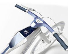 Bicyclette électrique Pininfarina Evoluzione