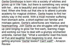 Book Blurb!