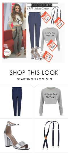 """Selena Gomez Get the look"" by wodecai ❤ liked on Polyvore featuring MINKPINK and Grace"