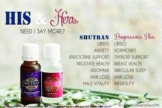 Shutran Essential Oil and Progressence Plus. Exceptional Young Living hormone balancing oils for both men and women! For more info and to order www.EssentialOilsEnhanceHealth.com