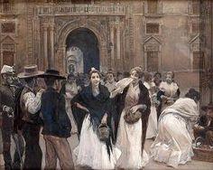 Risultati immagini per foto sevilla 1860