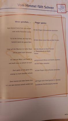 Thema Winter Im Kindergarten, Winter Christmas, Advent, Education, School, Kids, Preschool, Gaming, Kindergarten Games
