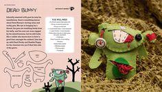 Zombie Felties: How to Raise 16 Gruesome Felt Creatures from the Undead: Nicola Tedman, Sarah Skeate: 0050837276208: AmazonSmile: Books