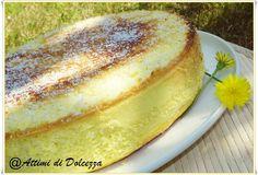 PAN DI SPAGNA AL COCCO SENZA BURRO / SPONGE CAKE COCONUT WITHOUT BUTTER