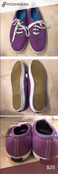 Keds champion originals purple sneakers size 10 Keds champion originals purple sneakers size 10 Keds Shoes Sneakers