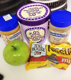 Home Pace on the Treadmill and Reinventing Apples & PB / The Cookie ChRUNicles #treadmill #running