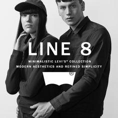 #line8 #minimalistyczna #kolekcja #levis  #black #fashion #liveinlevis #fw15 #onlinestore #online #store