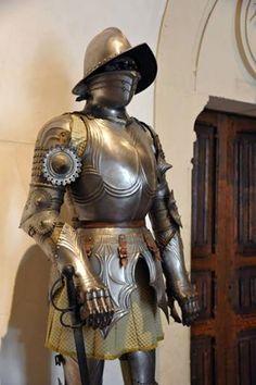 armaduras de los españoles en siglo XVI - Buscar con Google