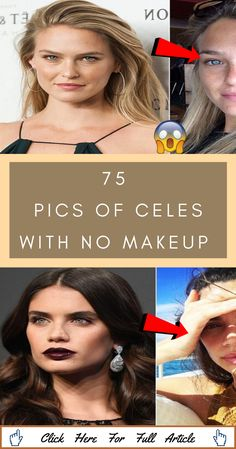 75 pics that show what celebrities really look like with zero makeup Dog Food Recipes, Cooking Recipes, Diy Projects For Beginners, Couple Photoshoot Poses, Cool Gadgets To Buy, Simple Makeup, Easy Makeup, Easy Food To Make, Boy Hairstyles