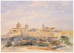 Maltese artist, godwin cassar