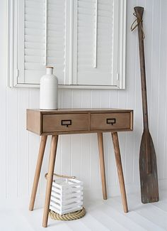 Scandi dressing table. See larger picture