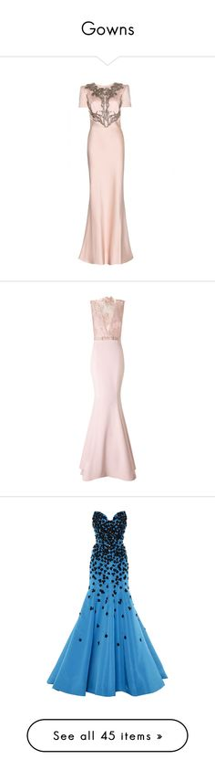 """Gowns"" by jumpkat ❤ liked on Polyvore"