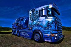 Super Semi Trucks - Fosil Fueled - Fosil Fueled