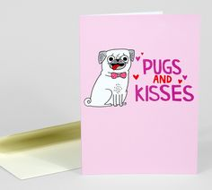 Gemma Correll - Pugs and Kisses