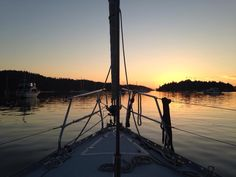 Montague Harbour, love this anchorage. Photo taken by Melissa MacDonald