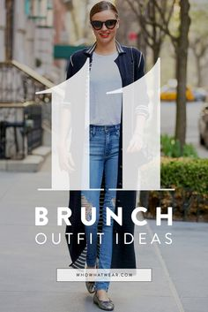 11 easy, celebrity-inspired outfit ideas for New Year's Day brunch
