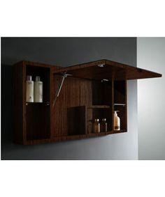 Vigo Picaso Vanity with Medicine Cabinet