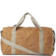 Filson Tin Cloth Medium Duffle Bag (Tan)