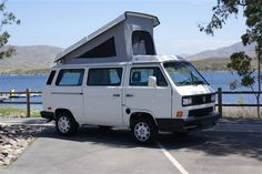 vw-#vanagon - a great way to travel