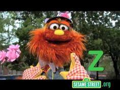 Sesame Street Podcast Letter Z