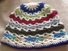 Crochet Hat for Teen/Adult by Craftsbycarrie, $9.00 USD