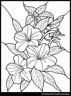 Esse desenho é versátil, colorir, pintar com tinta, fazer em vitral, fica muito bonito de vários jeitos